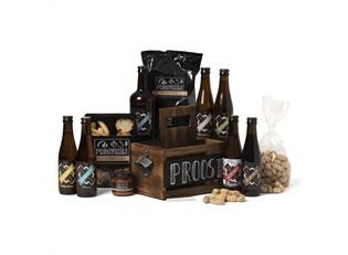 Kerstpakket Ambachtelijk Bier Makrokerstpakketten Nl