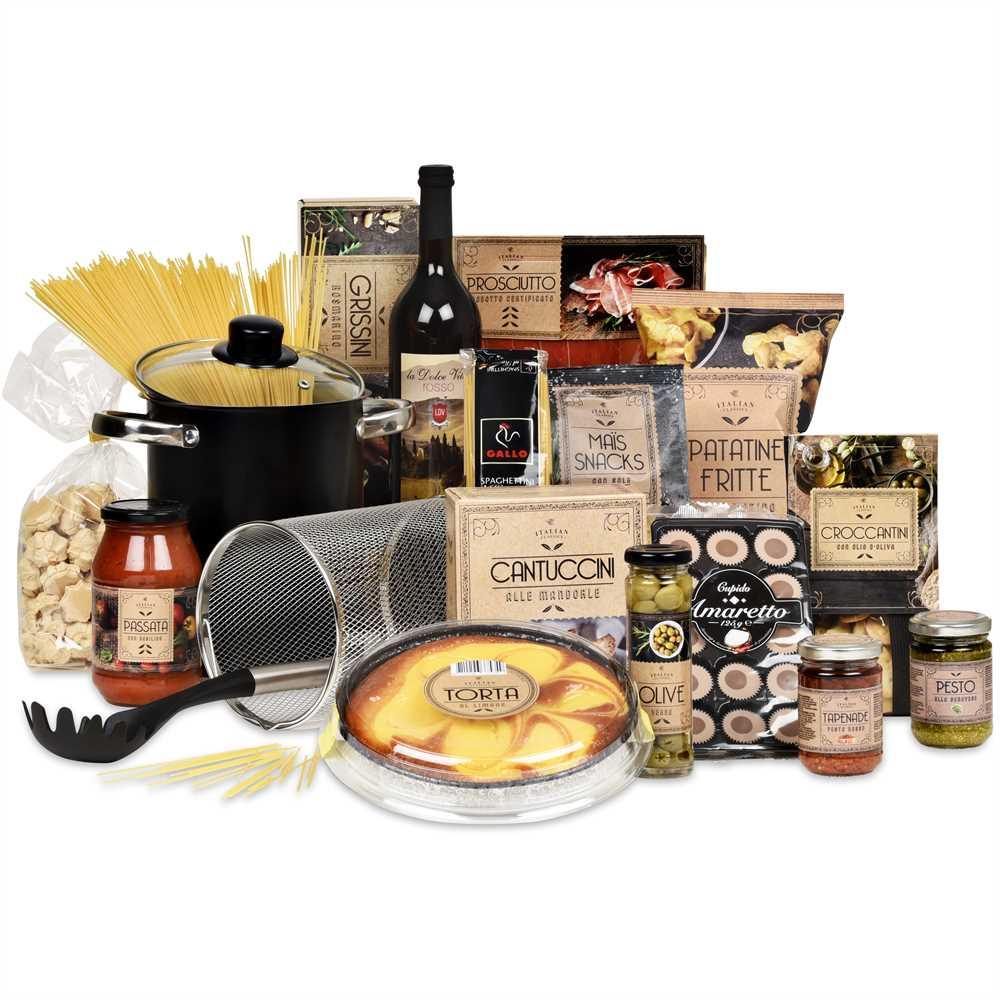 Kerstpakket Authentiek Italie Makrokerstpakketten Nl
