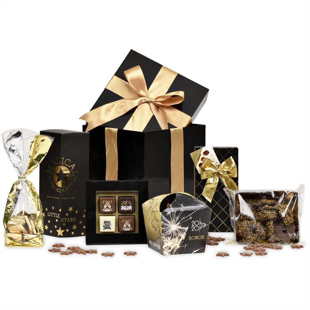 Chocolade Kerstpakket Makrokerstpakketten Nl