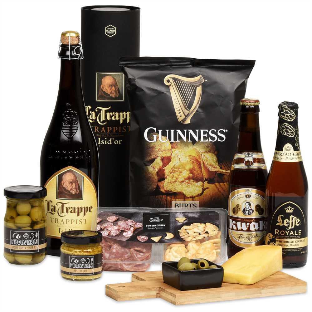 Bier Kerstpakket Proost Makrokerstpakketten Nl