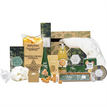 14. 'All Natural' kerstpakket