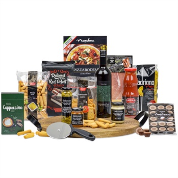 21. 'Italian homestyle' kerstpakket