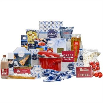 26. 'Hollandse pot' kerstpakket