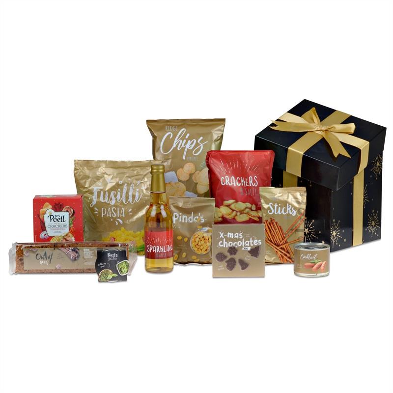 48. 'Gouden Kerst' kerstpakket