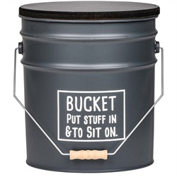 58. 'Bucket Time' kerstpakket