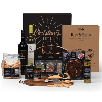61. 'Wijnfestijn' kerstpakket