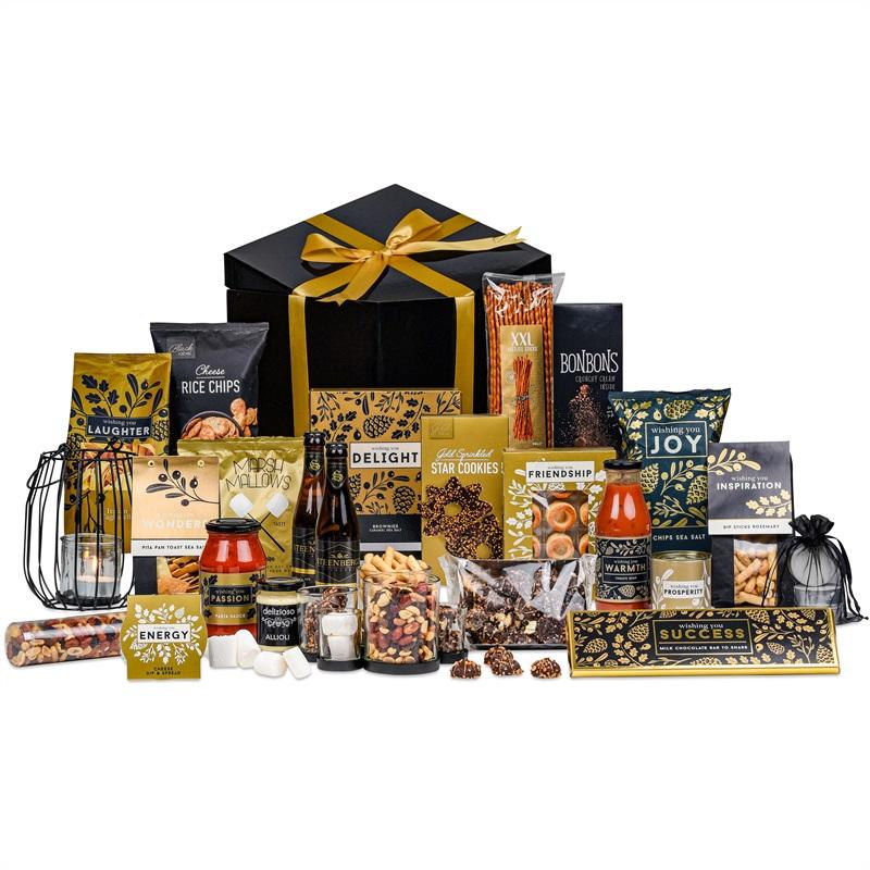 66. 'Black and Gold' kerstpakket