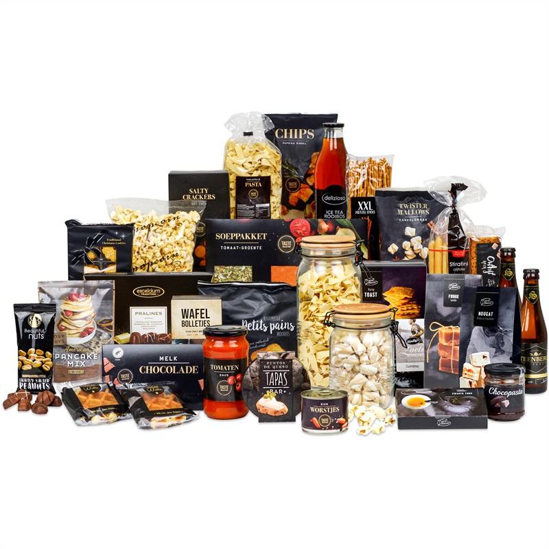 30. 'Culinaire opwarmer'  kerstpakket