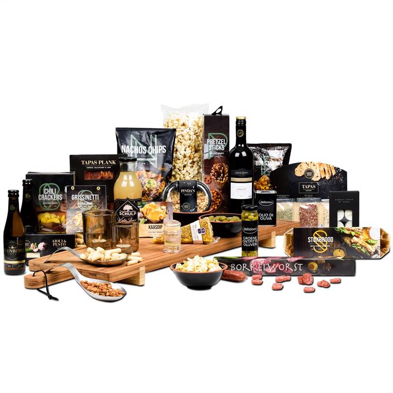 40. 'Super de luxe' kerstpakket