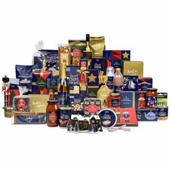 41. 'Britse sferen' Kerstpakket