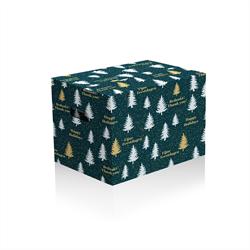 57. 'Snack bucket' kerstpakket