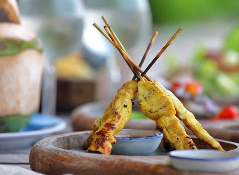 Fingerfood arrangement