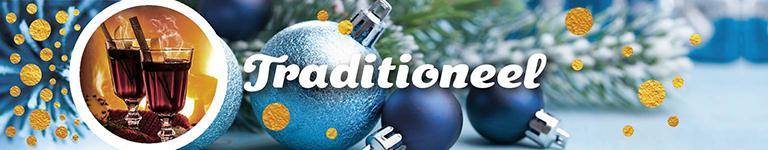 Traditionele kerstpakketten