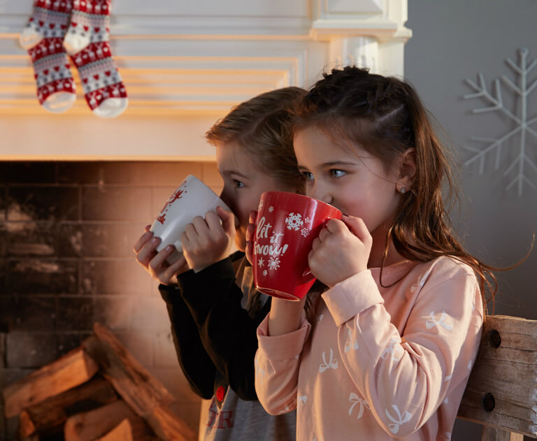 Let it Snow kerstpakketten