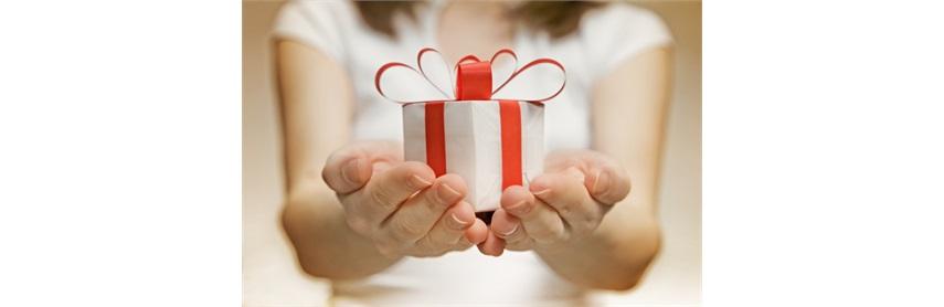 Uw kerstpakketten komen eraan!