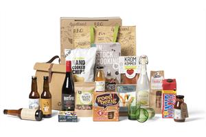 Hart voor fair trade: (h)eerlijke kerstpakketten