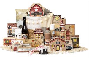 Kerstpakketten voor het hele gezin